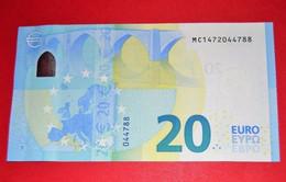 PORTUGAL - M003I6 * 20 EURO  M003 I6 - MC1472044788 - NEUF - UNC - 20 Euro