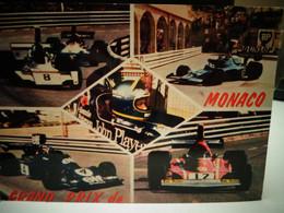 Cartolina Grand Prix Monaco, Montecarlo Vedutine Auto Formula 1 - Grand Prix / F1