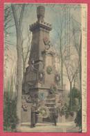 """Metz Nels Metz Série 104 N° 293 Couleur """" Chambière Friedhof 1870..7202 Soldats Français Morts Aux Ambulances De Metz."""" - Metz"""
