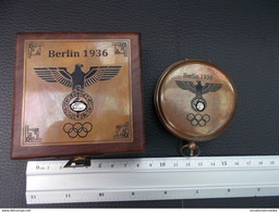 ✠ Box Olympic Games 1936 2.WK ✠ - 1939-45