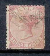 CEYLAN - 1868 - Lot 041 - Oblitere - Ceylon (...-1947)