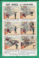 """""""Coup Double"""" Par Carsten-Raven Ravn Offert Par Maison Fauchon Rue De Sèze & Rue Vignon 24 Place De La Madeleine, Paris - Fumetti"""