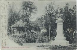 17    Marennes  Jardin Public Et Statue De Le Terme - Marennes