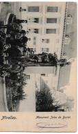 Nivelles - Monument Jules De Burlet - Nivelles