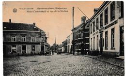 Wolverthem - Gemeenteplaats, Statiestraat // Place Communale Et Rue De La Station - Meise