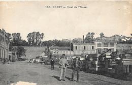 Brest - Quai De L'ouest - JD 135 - Brest