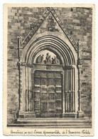 W5782 Amatrice (Rieti) - Chiesa Monumentale Di San Francesco - Il Portale / Non Viaggiata - Other Cities