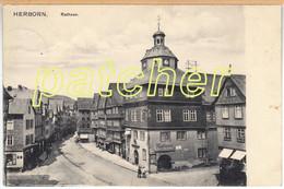 Herborn, Rathaus, 1916 - Herborn