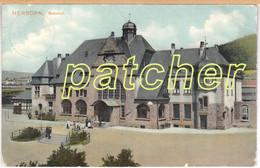 Herborn, Bahnhof, 1909 - Herborn