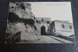 CPA - TANGER - Sortie De La Forteresse - Tanger