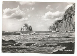 W5787 Iglesias (Sud Sardegna) - Nebida - Pan Di Zucchero - Panorama / Viaggiata 1964 - Iglesias