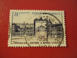 "1954- Oblitéré-  N°  988   "" Versailles ""      -net  2.50 - Usados"