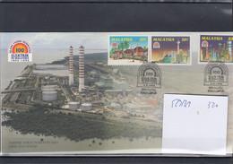 Malaysia Michel Cat.No. FDC 529/531 - Malesia (1964-...)