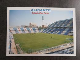 Alicante Stade Rico Pérez Référence TOUR 1769 - Sin Clasificación