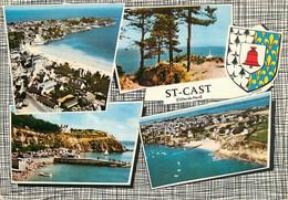 CPSM Saint Cast-Multivues    L18 - Saint-Cast-le-Guildo