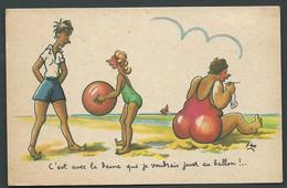 C'est Avec La Damev Que Je Voudrai Jouer Au Ballon !.  - Maca2159 - Humor