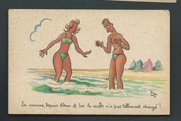 En Somme, Depuis Adam Et Eve La Mode N'a Pas Tellement Changé !   Maca2173 - Humor