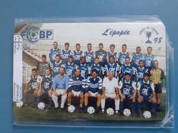 Bourg Péronnas - Coupe De France 98 - NSB Carte De Téléphone Universelle - Prepaid Cards: Other