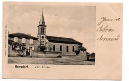 Bensdorf  --  L Eglise - Otros Municipios