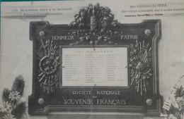 Monument à La Mémoire Des Victimes Du Iena - Schiffe