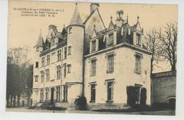 SAINT GERMAIN SUR VIENNE - Château Du Petit Thouars - Sonstige Gemeinden