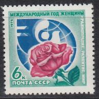 UdSSR  4408 Postfrisch **, Internationales Jahr Der Frau, 1975 - Unused Stamps