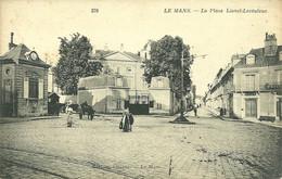 72  LE MANS - LA PLACE LIONEL LECOULEUX (ref 306) - Le Mans