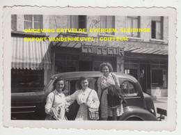 FOTO OMGEVING ERTVELDE, EVERGEM, SLEIDINGE EXPORT VANDENHEUVEL / COIFFEUR / OUDE AUTO - Evergem