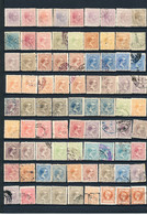 Stamps Puerto Rico  Different Used Lot3 - Porto Rico