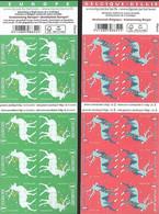 Set Boekjes Kerstmis Van 2020 - Noël - Christmas /  Weihnachten / Navidad / X-mas - Postzegelboekjes 1953-....