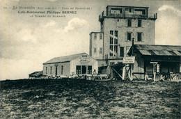 Le Honeck Hôtel Belvédère Bernez Commune De LA BRESSE 3 Cartes Vosges  CPA 88 Vosges  Ed Diverses Weick ND - Altri Comuni