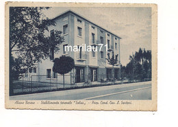 M9784 Veneto ABANO TERME Padova 1937 Viaggiata Terme Salus - Altre Città