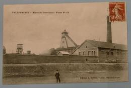 Carte Postale Ancienne -  SALLAULINES-Mines De Courrières-Fosse N°13 - Bergbau
