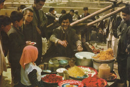 CPSM - Market Day In Afghanistan - Afghanistan