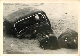 DUNKERQUE MALO 1940  PHOTO ORIGINALE  12.50 X 9 CM - Guerra, Militari