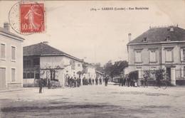 Cpa 1804 SABRES RUE BORDELAISE - Sabres