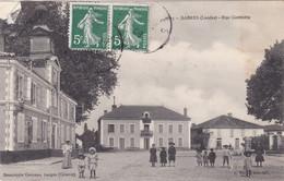 Cpa 1803 SABRES RUE GAMBETTA - Sabres
