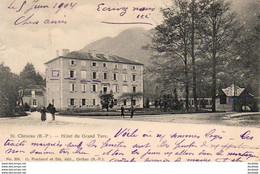 D64  SAINT- CHRISTAU  Hôtel Du Grand Turc  ..... - Sonstige Gemeinden