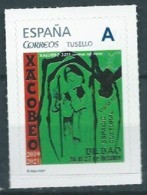 SPAGNE SPANIEN SPAIN ESPAÑA 2019 XACOBEO 2021 CULTURAL SPACE:BILBAO ON THE SAINT SANTIAGO'S ROAD WITH PERSONALISED STAMP - 2011-... Unused Stamps