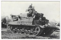 X09 - Belgian Army - Tank - Materiaal