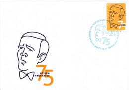 FDC First Day Cover AZERBAIJAN / Azerbaïjan 2017 Mih. 1221 / Music. MNH Stamp. Singer Muslim - Azerbeidzjan