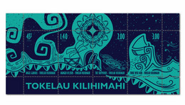 2020 Tokelau Kilihimahi, Miniature Sheet. New Zealand, MNH - Nuevos