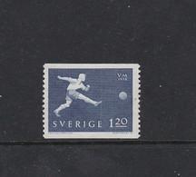 SOCCER FOOTBALL WORLD CHAMPIONSHIP - MUNDIAL 1958 - SWEDEN SCHWEDEN SUEDE MI 440   MNH - 1958 – Zweden