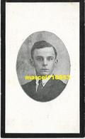 Urbain Alfred - Aspirant Au Sacerdoce - Paturages 1907 / Roisin 1924 - Esquela