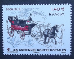 Frankreich    Europa Cept   Alte Postwege   2020    ** - 2020