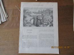 LES MISSIONS CATHOLIQUES DU 11 JUILLET 1884 LIBAN OFFRANDE A N.-D DE LA CONSOLATA,GUINEE FETICHEURS OU MINISTRES RELIGIE - Riviste - Ante 1900