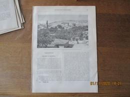 LES MISSIONS CATHOLIQUES DU 1er FEVRIER 1884 ASIE MINEURE,ZANGUEBAR SUR LE GUERINGUERE ET A TRAVERS LES ACACIAS,JAPON SE - Riviste - Ante 1900
