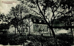 Carte Postale Fôrsterei Schönwaldhaus .Godesberg Oblitération Bahneost 17 10 1912 Pour Dachstein Wolsheim - Bonn