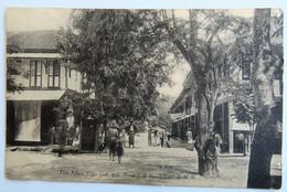 C. P. A. : MALAYSIA : British North Borneo : SANDAKAN, The Jalan Tiga ( 3rd Street) - Malasia