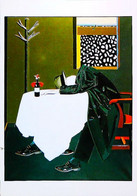 ►◄  ARROYO  Espoir Et Desespoir D'Angel Ganivet   Vin - Paintings